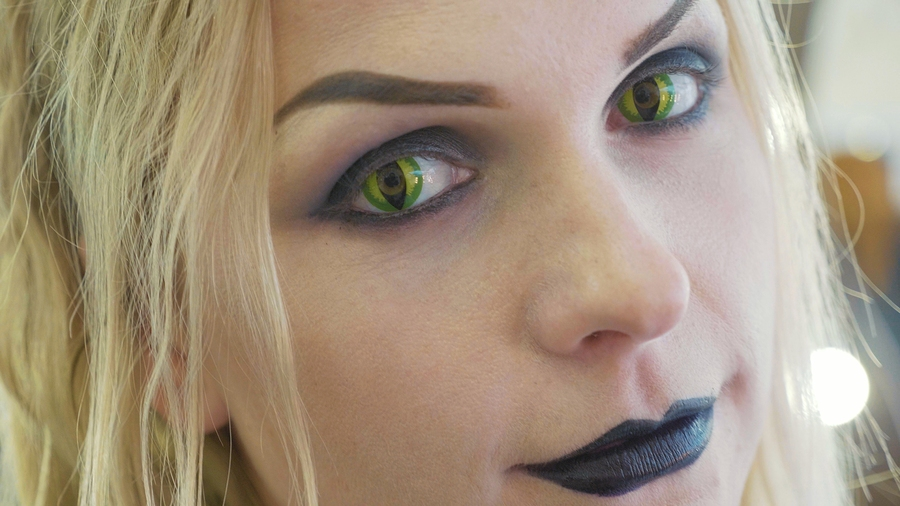 Halloween Contacts….Don't Be Scared