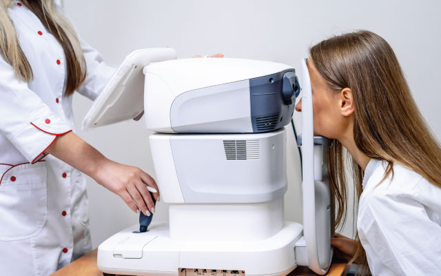 optometry office positions